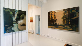 Pippa Blake, QUEST, installation view