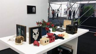 Instituto de Visión at Material Art Fair 2019, installation view