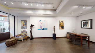 Endless Forms, installation view