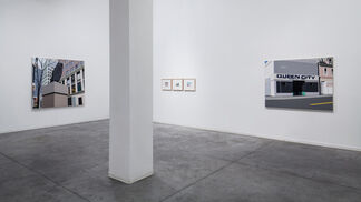 Storms and Stress / Brian Alfred, installation view