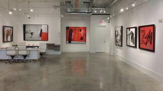 Three Elements, installation view