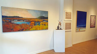 In the Country, By the Sea, installation view