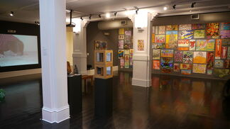 COLLECTORS III: Discerning Eyes at New Bedford Art Museum / Artworks!, installation view