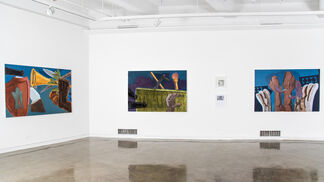 FRED.GIAMPIETRO Gallery at VOLTA NY 2018, installation view
