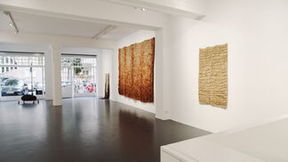 """The Haptic Eye: Part 1 """"The Eyes of the Skin"""", installation view"""