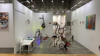 Sulger Buel Gallery at Investec Cape Town Art Fair 2020, installation view