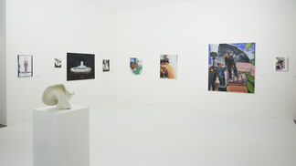 The Rooster Gallery at ArtVilnius'17, installation view