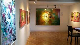 'Memory of Senses', installation view