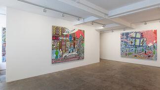 Boris Nzebo, Black History Hotel, installation view