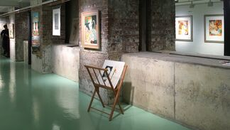 Bellany's Sextet and other terrors, installation view