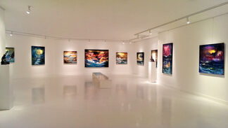 """Jackie Arditty """"The Gleam of Hope"""", installation view"""