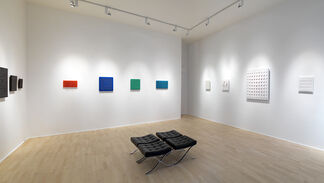 Luis Tomasello : Six Decades of Reflection, installation view