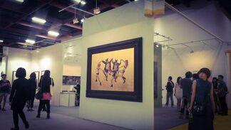Aki Gallery at Art Taipei 2014, installation view