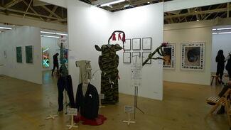 AKINCI at Art Rotterdam 2016, installation view