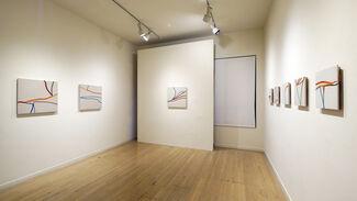 Jim Melchert - Channel Series, installation view