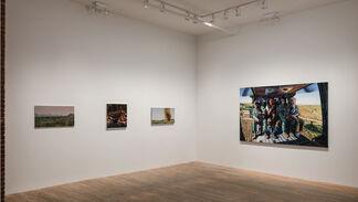 STEVE MUMFORD - Recent Paintings, installation view