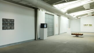 Equilibrium: A Paul Kos Survey, installation view