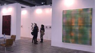 Galería Pelaires at ZⓢONAMACO 2017, installation view