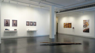 WITH/AND: MFA in Craft Thesis Exhibition, installation view