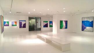 "Nezih Çavuşoğlu ""Melancholic Waves"", installation view"