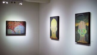Caged, installation view