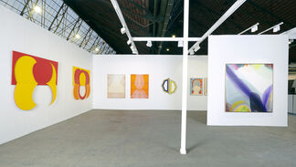 Ronchini Gallery  at Art Brussels 2019, installation view