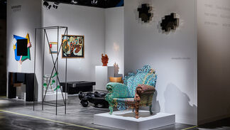 ammann//gallery at Design Miami/ Basel 2017, installation view