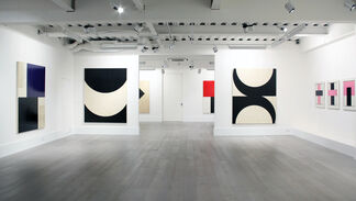 Robert Kelly: Black on Bone - Selected Works, installation view
