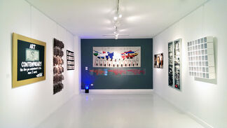 """Time At Yeditepe V """"Multiple Approaches"""", installation view"""