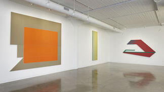Leo Valledor: Color Space, installation view