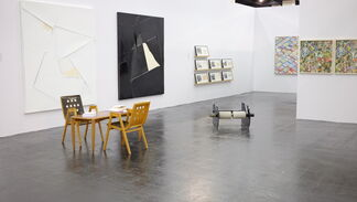 Christine König Galerie at Art Cologne 2016, installation view