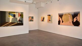 SHADOWS IN THE MIRROR | HENNI ALFTAN, installation view