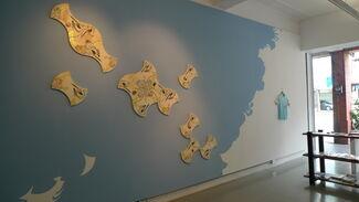 Kumogakure ----- Solo Exhibition by Ai Yamaguchi, installation view