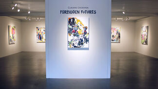 Forbidden Futures: Claudio Dicochea, installation view