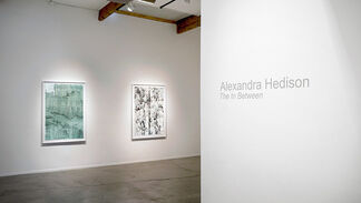 The In Between, installation view
