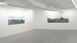 Halong Series, installation view