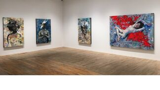 MOLLY CRABAPPLE - Annotated Muses, installation view