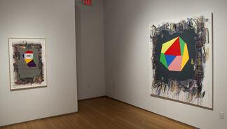 Peter Plagens, installation view