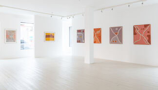 This Place Holds The Key, installation view