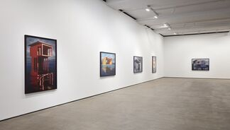 James Casebere: On the Water's Edge, installation view