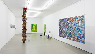 A Snowflake, installation view