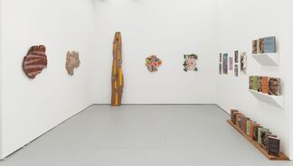 Jeff Bailey Gallery at UNTITLED, Miami Beach 2016, installation view