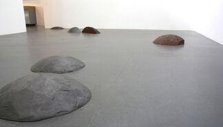 Alf Lechner | 90°, installation view