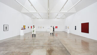 Huguette Caland, Kiki Kogelnik, Lynn Hershman Leeson: Surrogates, installation view