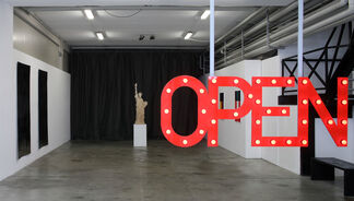 Un-Official Stories, installation view