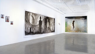 It Feels Like I Was Already Here, installation view