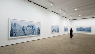 Frank Thiel: Nowhere is a Place, installation view