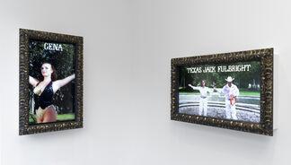 R. Luke DuBois: Portraits, installation view
