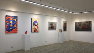Camping Trip II, installation view