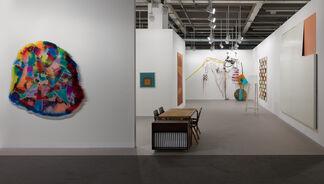 Galerie nächst St. Stephan Rosemarie Schwarzwälder at Art Basel 2018, installation view